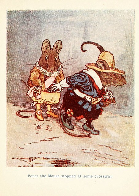 010-Perez the Mouse (1918)-ilustrado por George Howard Vyse