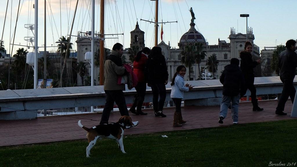 Barcelona day_4, Moll d Espanya