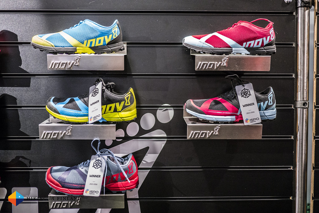 Inov-8 TerraClaw Line-Up