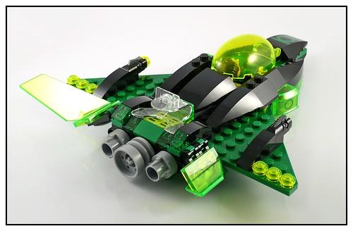 LEGO DC Super Heroes 76025 Green Lantern vs. Sinestro 07