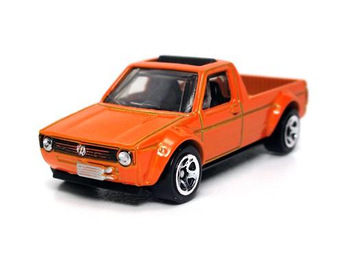 HotWheels - Volkswagen Caddy