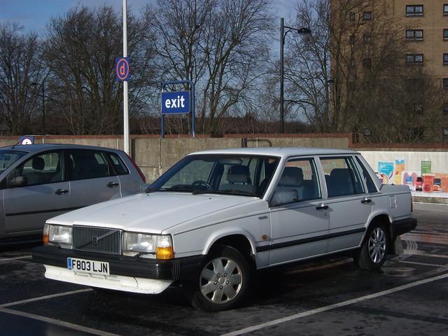 1988 Volvo 740, Fujifilm A160