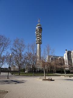 El Pirulí de Zaragoza