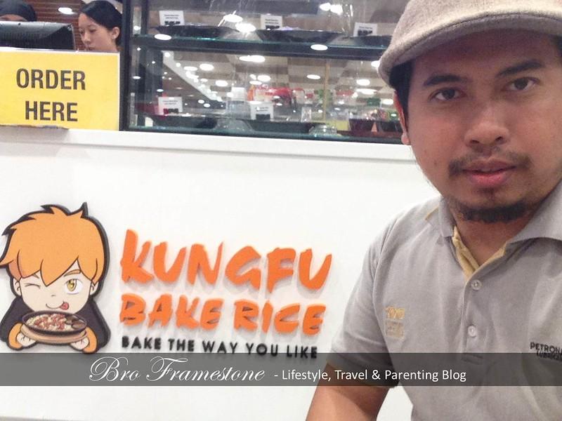 Kungfu Bake Rice di Aeon Big Subang Jaya