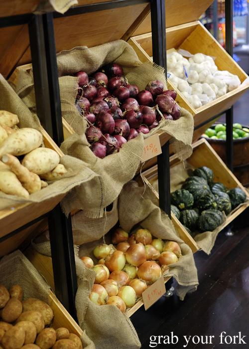 Vegetables at Jarern Chai Asian Grocer, Sydney