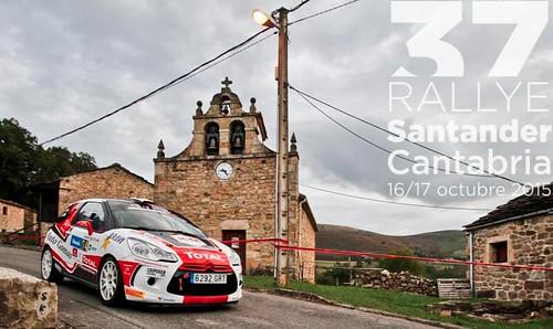Rallye Santander Cantabria 2015