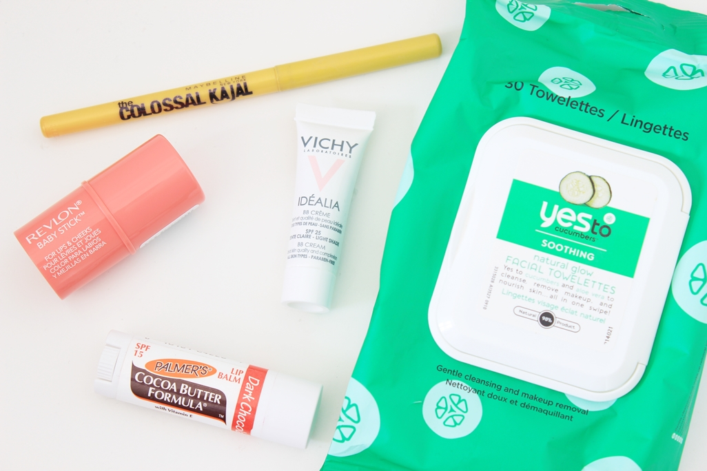 Disappointing Beauty Products #8 Maybelline Revlon Palmers Vichy Yes To Cucumbers