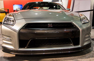 2015 Philadelphia Auto Show - Nissan GTR