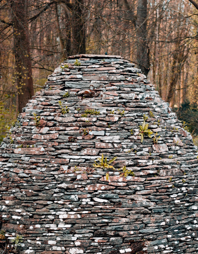 stone structure at st fagans