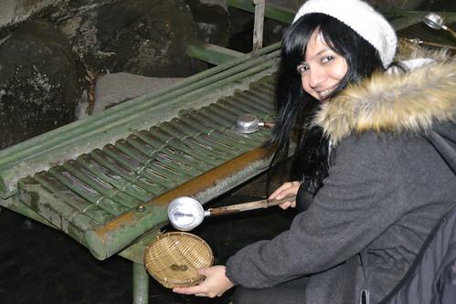 Ritual - Lavar dinheiro em Kamakura