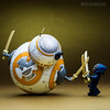 BB-8 : Kendo Training.