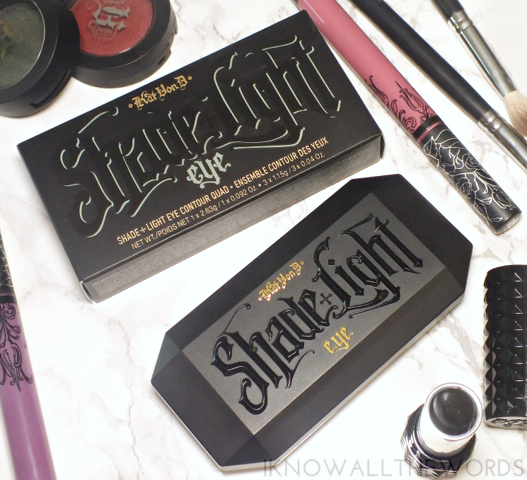 kat von d shade + light eye contour palette in sage (3)