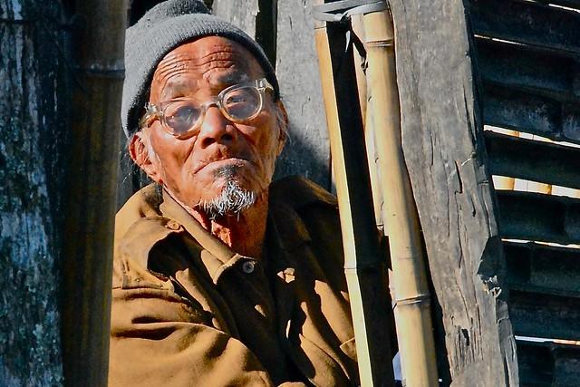 India-Arunachal Pradesh-Ziro-Apatani tribe