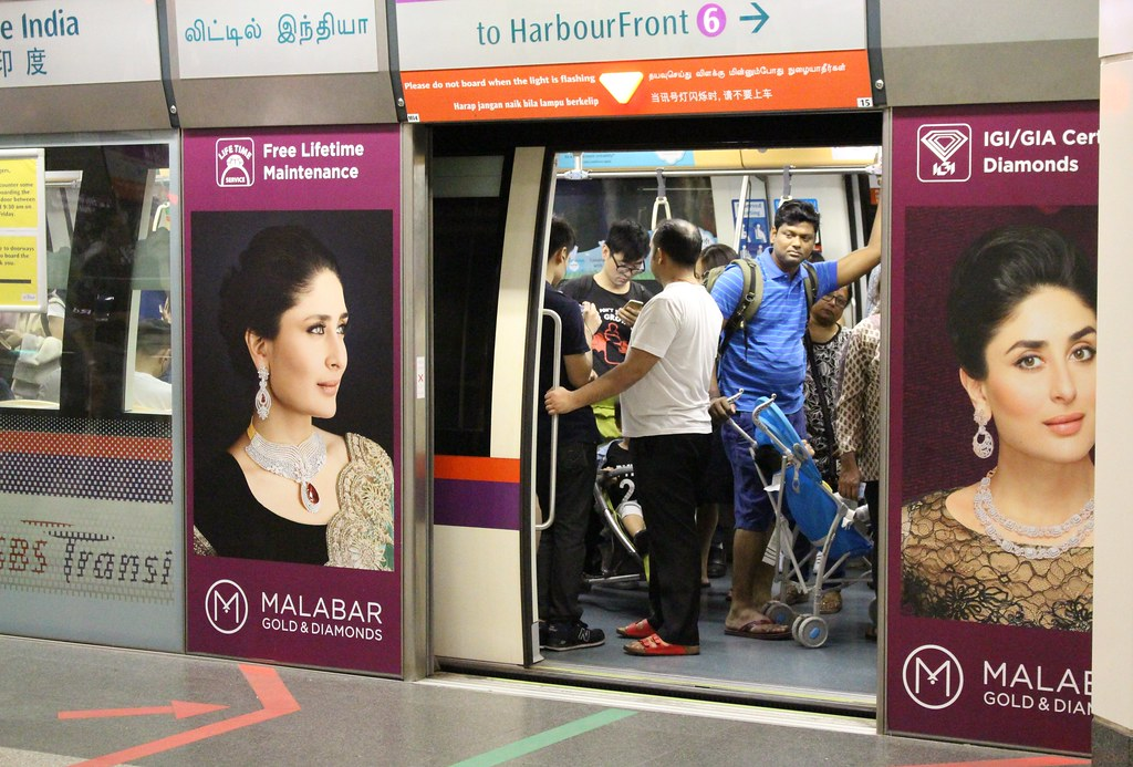 Singapore MRT: Little India station