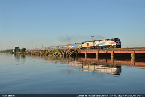 new york ohio lake chicago heritage boston port us clinton amtrak shore locomotive erie limited railways 822 p40dc