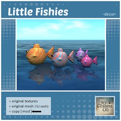 by Chiana Oh - Little Fishies