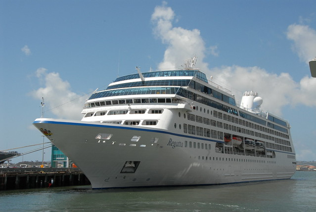 Port Welcomes Three Cruise Ships on May 7, 2013