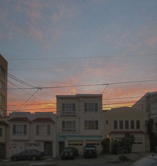 The Sunset, San Francisco (2013)