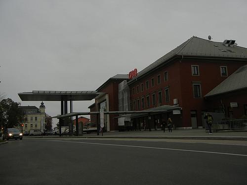 DSCN9662 _ Hauptbahnhof Klagenfurt, Austria, 10 October 2012