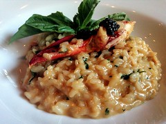 Don Francesco Ristorante (DT) - Lobster Risotto