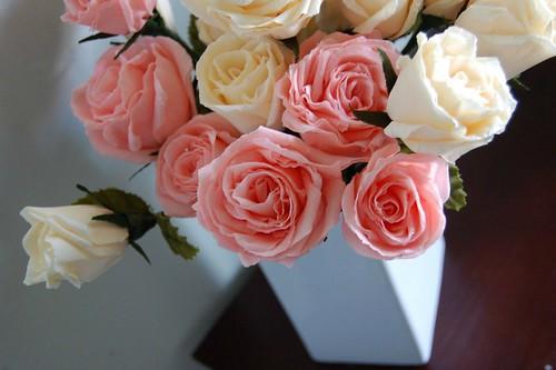 Crepe-Paper-Roses