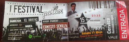 I Festival Palax Logroño