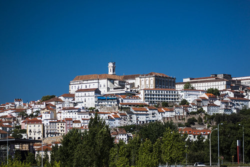 Visita e passeio por Coimbra
