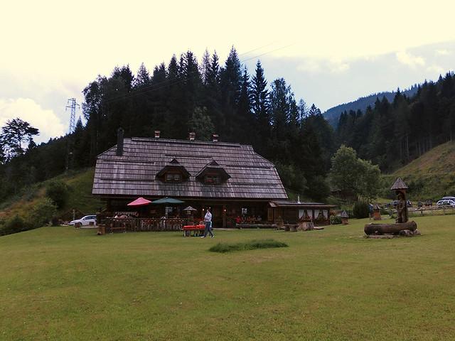Alte Hütte a Camporosso