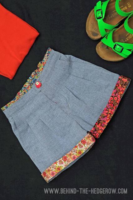 banyan shorts - t-shirt and shoes