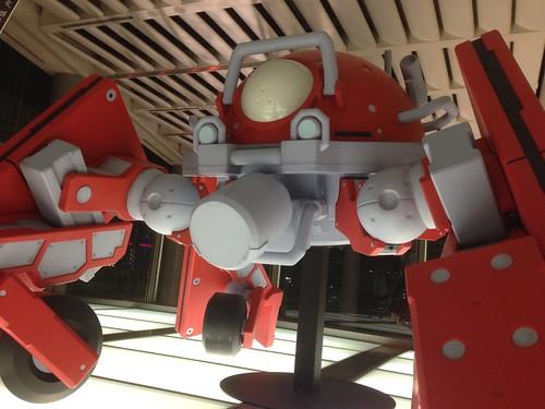 「攻殻機動隊 ARISE」のロジコマ