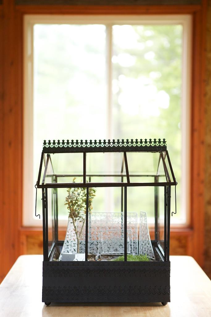 fairy gardening terrarium - Fairy Garden Terrarium