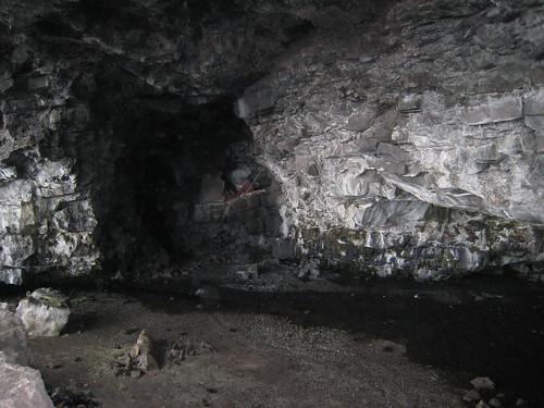 A explorer pendant vos vacances à l'île de la Réunion- la grotte des premiers Français