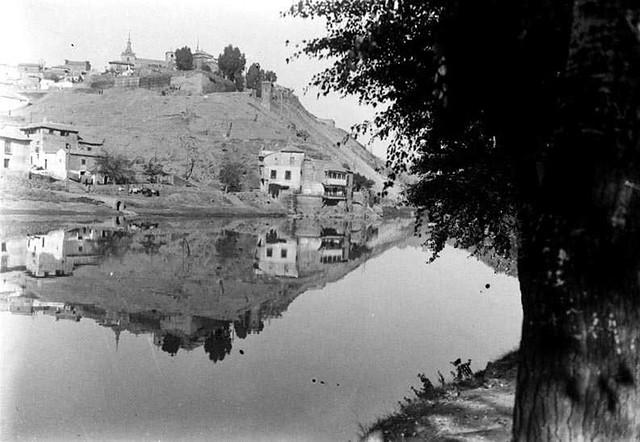 Casa del Diamantista en 1935. Fotografía Josep Gaspar i Serra © Arxiu Nacional de Catalunya. Signatura ANC1-23-N-1528