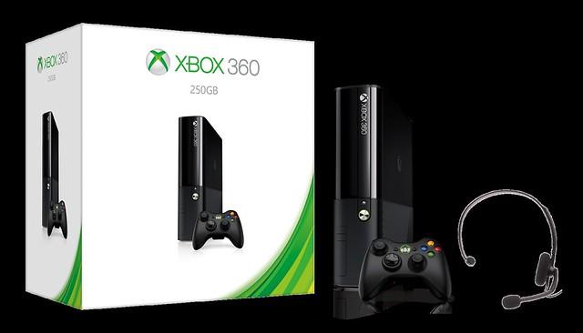 New Look Xbox 360