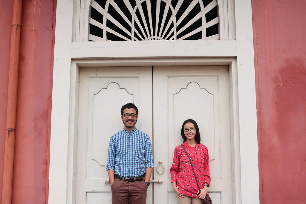 Zahirah + irman-015