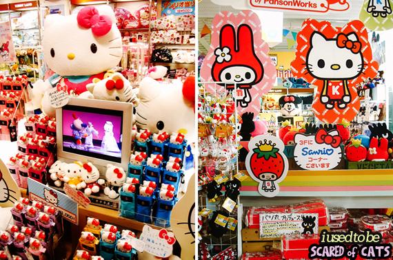 Hello Kitty Toy Shop