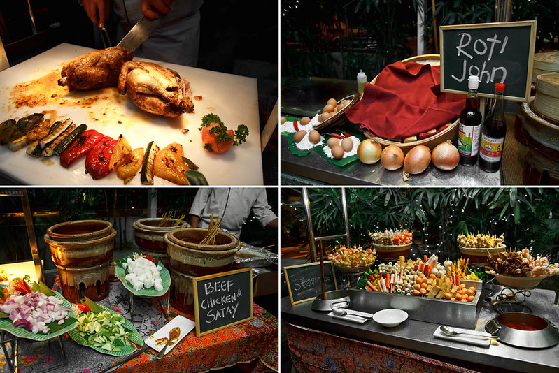 Ramadhan Buffet Serena Brasserie Intercontinental Hotel
