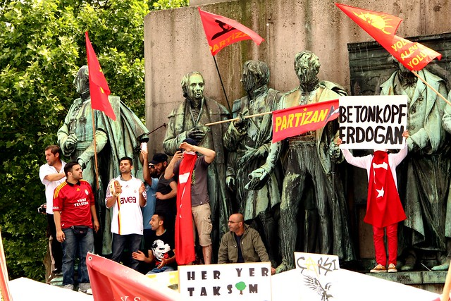 """Überall ist Taksim!"""