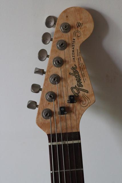 Photo:17. Fender Jazzmaster c. 1990 (americana) By ligia g. diniz