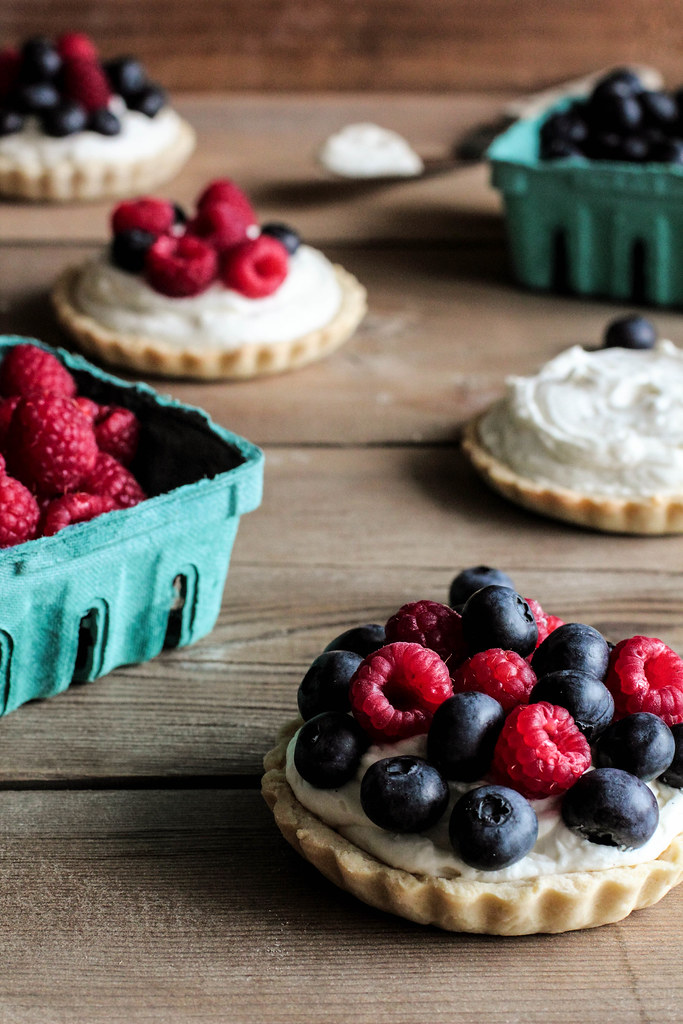 Berry No-Bake Cheesecake