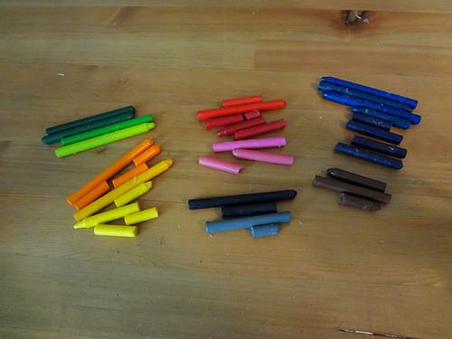 Dino Crayons 4