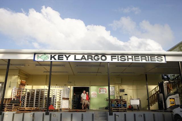 Key Largo Fisheries Backyard Cafe Menu