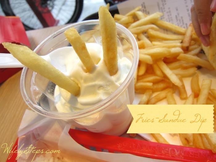 Sundae Fries Love