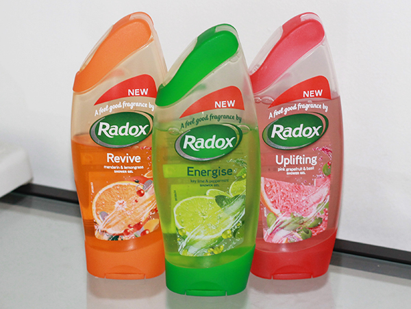Radox Citrus Shower Gel