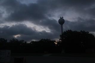 Dawn at CSBF