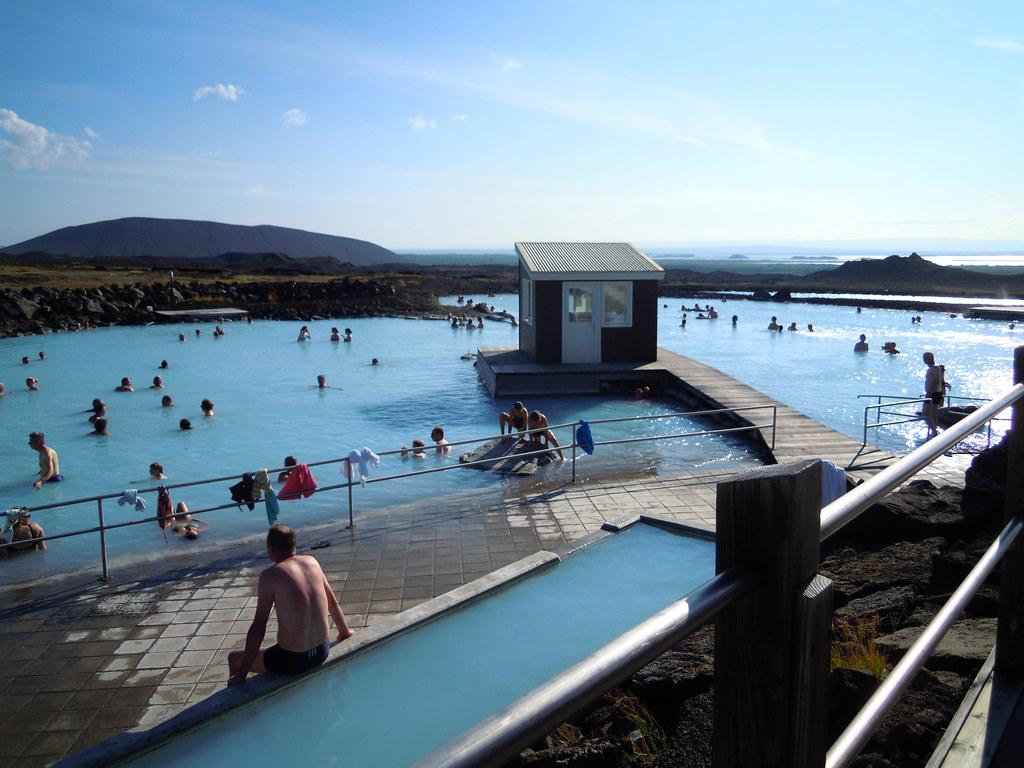 Jarðböðin við Mývatn - Mývatn Nature Baths