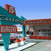 miniature Carrols Drive-In restaurant by modern_fred