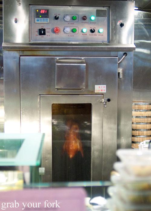 roast duck oven