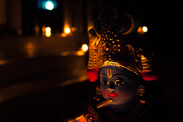 The Appearance of Krishna