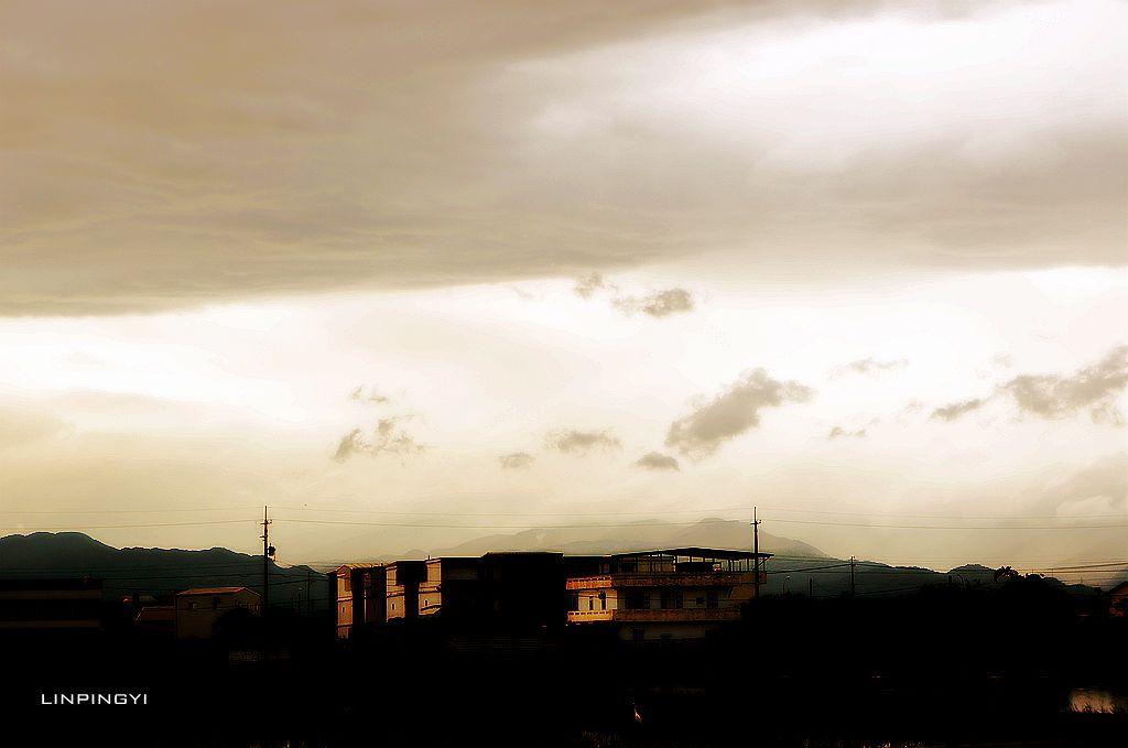 我那夢幻的故鄉宜蘭 NEX-5N